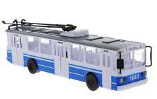 Technopark Ukraine trolleybus NEW. Opening door. Length 30 cm (12 inch)