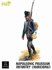 HaT 1/32 Napoleonic Prussian Infantry Marching # 9317