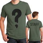 Soos Ramirez T-shirt Gravity Falls Pines Halloween Costume Shirts Mens Kids size