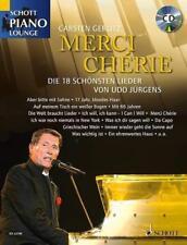Udo Jürgens Merci Chérie Klavier Noten m. CD Carsten Gerlitz NEUWERTIG !