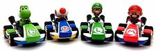 Nintendo MARIO KART 8 Pull Back Action & Speed Car in Various Characters