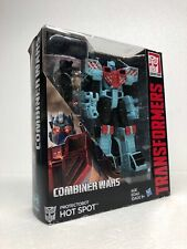 Hasbro Transformers Generations Combiner Wars Voyager Wave3 Protectobot Hot Spot