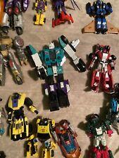 Huge Transformers Lot MISB G1 MIB Rare