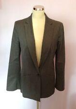 Zara Formal Plus Size Button Coats & Jackets for Women