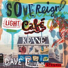 "KEANE Sovereign Light Café GREEN VINYL 7"" + MP3 SEALED CAFE DAVE FRIDMANN RSD 19"