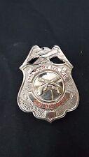 Vintage Obsolete Military Police Badge