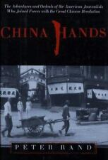 China Hands by Rand, Peter