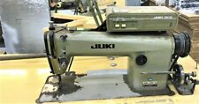 Juki Ddl 555 5 Straight Lockstitch Reverse Industrial Sewing Machine