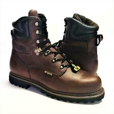 "Georgia G8315 Mens 14 M 8"" Hammer Internal Metatarsal Steel Toe Work Boot NEW"