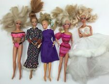 Vintage Barbie Doll lot Steffie Rockers Superstar Holiday