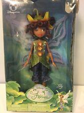 DISNEY FAIRIES Doll * Lily * Disney Store NIB