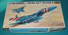 McDonnell Douglas F-15 Eagle Vintage Fujimi 1/48 Complete & Unstarted.