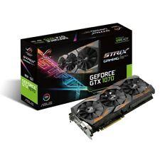 Asus ROG Strix GeForce GTX 1070 OC Edition 8GB GDDR5 Gaming graphics card