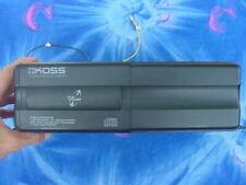 Koss 10 Disc Mobile Car Cd Compact Multi Disc Changer, Model Ms568, Anti Shock !