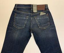 Cross -- Antonio E161-131 Jeans Reg Waist Relaxed Straight Leg Herren