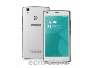 """Doogee Mobile X5 Max Pro 12,7 cm (5"""") 16 Go 8 MP Android 6.0 Blanc Portable/EBIN"""