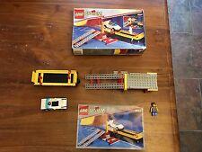 Tren de Lego 4544 9V Sistema En Caja Completo Ciudad Muy Rara!