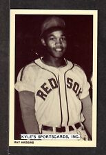 1992 RETORT  Ray Haggins  RED SOX  UNSIGNED  3-1/2 x 5-1/2  PHOTO POSTCARD #1