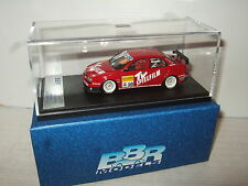 New BBR Models BG149 S. Modena's Alfa Romeo 156, 98 Superturismo in 1:43 Scale