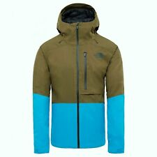 THE NORTH FACE Men's SICKLINE Snow Jacket - BeechGreen/HyperBlue - Large - NWT