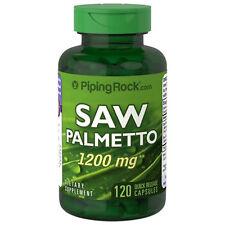 Saw Palmetto 1200 mg 120 Cápsulas