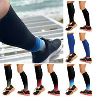 1Pair Calf Support Compression Leg Sleeve Sports Socks for Outdoor Exercise FCS