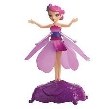 Nouveau paillettes fille flutter flying fairy poupée et lanceur enfants cadeau de noël idée