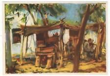 Postal de Ibiza, Baleares. Ilustrada por Tusell Nº 8