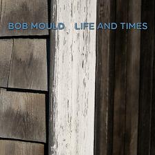 BOB MOULD - LIFE AND TIMES - LP VINYL NEW SEALED 2009 - 180 GRAM - HUSKER DU