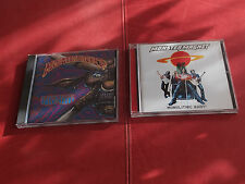 2 x CD Monster Magnet - Superjudge / Monolithic Baby! A&M / Steamhammer