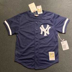 Mitchell & Ness MLB Bernie Williams New York Yankees Authentic BP Jersey Size M