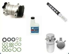 A/C Compressor Kit Fits Escalade Tahoe Suburban GMC C K Series Yukon OEM 57950