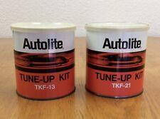 NOS Autolite Ford TKF-13 TKF-21 Boss 429 Boss 302 429 SCJ tune-up kits sealed Pr