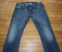 DIESEL Jeans pour Homme  W 34 - L 32 Taille Fr 44 ZATINY  (Réf V030 )