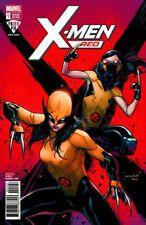 X-MEN RED 1 VALERIO SCHITI FRIED PIE VARIANT NM