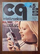 R26> CQ Elettronica Edizioni CD Bologna n.5 maggio 1976