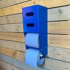 MegaMaxx Blue Roll & Industrial Paper Towel Holder Dispenser Unit