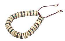 Adjustable Bracelet prayer beads Gypsy bracelet Yoga wrist mala Tibetan bracelet