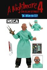 "NECA NIGHTMARE ON ELM STREET 4 - 8"" CLOTHED  FIGUR -  SURGEON FREDDY KRUEGER"