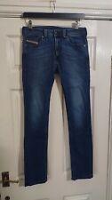 Diesel Thavar J OT Slim Skinny WXA4C Blue Stretch Jeans Size 12Y / W27 L29 *VGC*