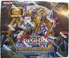 YuGiOh -  HIDDEN ARSENAL 6 - Display - Deutsch - 1. Auflage - OVP - NEU