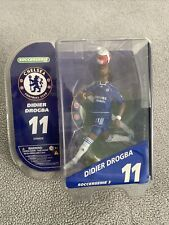 CHELSEA FC DIDIER DROGBA IVORY COAST SOCCERSERIE ACTION FIGURE 6'