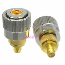 1pce Adapter APC7 APC-7 7mm to SMA jack female RF test connector straight