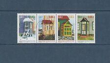 Saint Pierre et Miquelon   la maison et son tambour  2001   num:  746/49    **