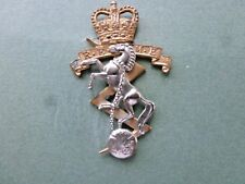 REME ORs anodised beret badge