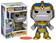 Funko Pop! MARVEL Guardians of The Galaxy Thanos #78 6 Inch Vinyl Figure Vaulted