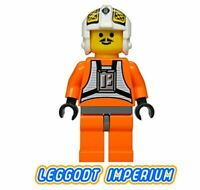 LEGO Minifigure Star Wars - Biggs Darklighter X-Wing pilot - sw009 FREE POST