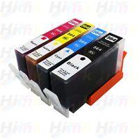 4PK Ink For HP 564 564XL PhotoSmart 7510 7520 7525 309 309A C5300 C310 C410 C510