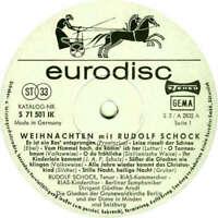 Rudolf Schock / Ivan Eröd / Wolfgang Meyer LP Album RE Vinyl Schallplatte 143097