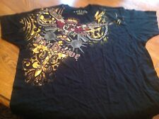 DaGrind Unlimited Truth/Justice Black T-Shirt-Size M, NEW